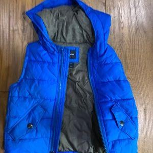 Toddler Boys Gap vest
